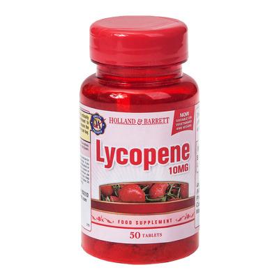 英國HB荷柏瑞番茄紅素濃縮片50粒男性保健品