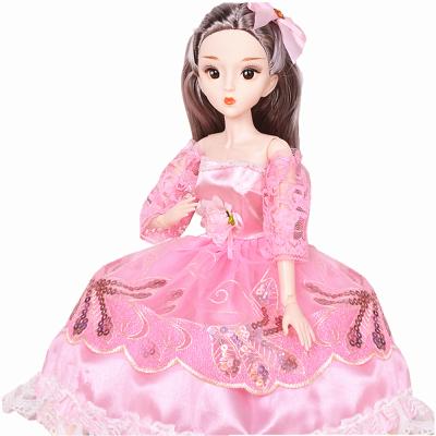 舒萊特公主洋娃娃 帶音樂 關節可動