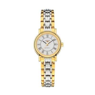 浪琴(LONGINES) 瑞士手表 瑰麗系列 優雅女士手表 時尚 鋼帶 自動機械 女士手表 L4.321.2.11.7