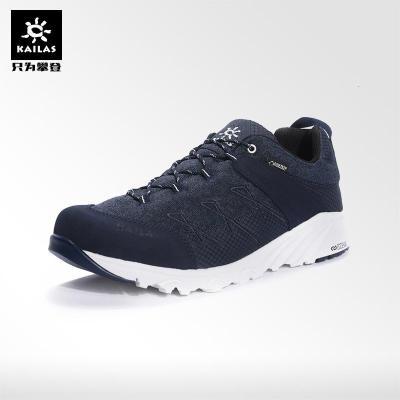 凱樂石 戶外徒步鞋男女輕量低幫GTX防水防滑V底旅行登山鞋