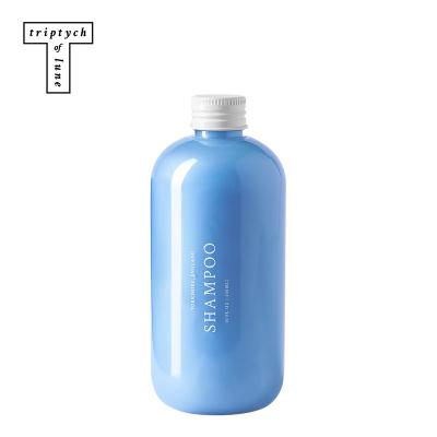 TriptychOfLune 三谷洗發水無硅油氨基酸控油去屑400ml大容量家庭裝(檀香雪松香型)