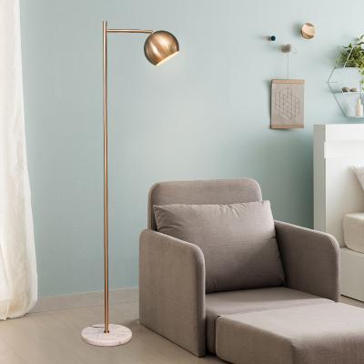 LED創意落地燈個性客廳書房裝飾落地燈臥室落地燈具