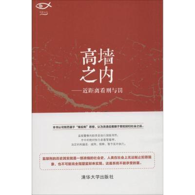 高墻之內——近距離看刑與罰陳國華9787302508571清華大學出版社