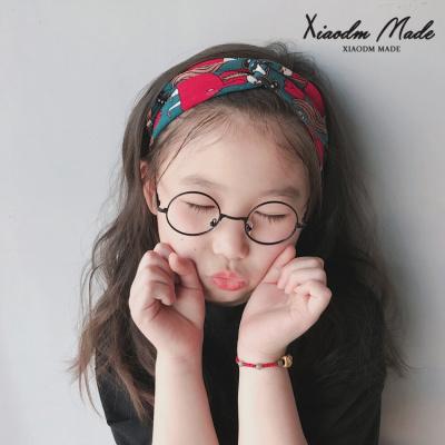 韓國兒童箍春夏潮妞款母女寶寶頭飾可愛女孩中大童洗臉親子帶