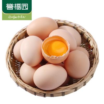 【誉福园】新鲜谷饲鲜鸡蛋 月子蛋 30枚