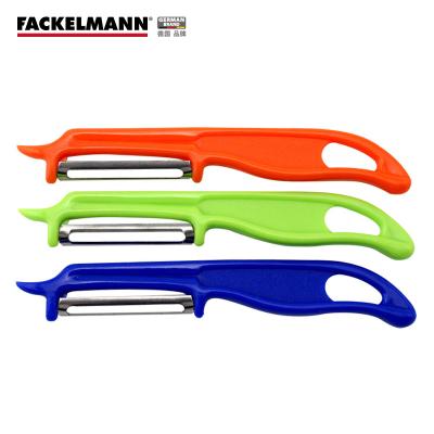 德国Fackelmann法克曼三件装削皮器 5222781
