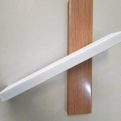 铝方通吊顶 铝方管 铝格栅 U型槽 天花幕墙 方通可定制