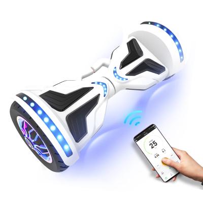 阿尔郎(AERLANG)电动代步平衡车 智能体感成人两轮车儿童双轮思维车扭扭漂移车 时速10-15/KM N2D迷你白