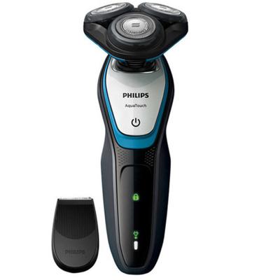 【1小時快速充電】飛利浦(Philips) S5070 電動剃須刀 旋轉式三刀頭 全身水洗 干濕兩用 充電式