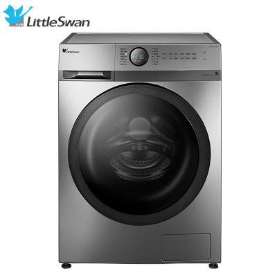 【99新】小天鵝(Little Swan)TD100-1452WDY 10公斤全自動滾筒洗衣機 洗干一體 變頻家用