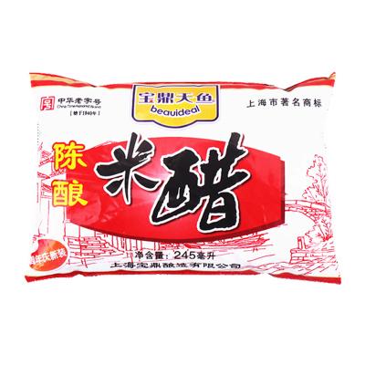 宝鼎天鱼陈酿米醋 245ml