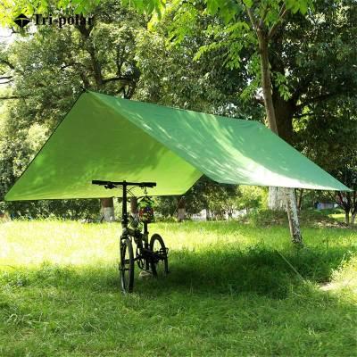 三极户外(Tripolar) TP2327 旅行户外多功能天幕凉棚遮阳帐篷防潮地席地垫地布