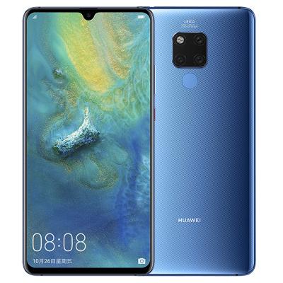 【苏宁二手9新】华为/HUAWEI Mate20x 宝石蓝 6GB+128GB 全面屏全网通二手手机
