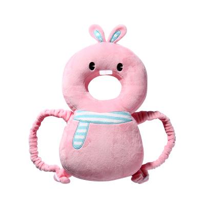 【棒棒豬】護頭枕(BBZ-MR0039)吉吉兔 1個裝 柔軟pp棉 防摔枕頭部保護罩 寶寶學步帽防撞護頭帽