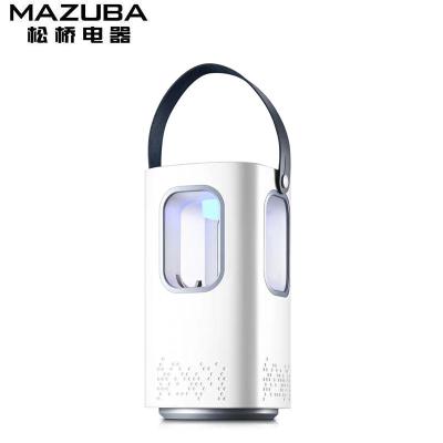 松桥(MAZUBA)灭蚊灯M-M01F灭蚊灯智能光控灭蚊器家用电蚊拍商用静音婴孕电子驱蚊器户外灭蝇灯吸捕蚊香杀虫灯
