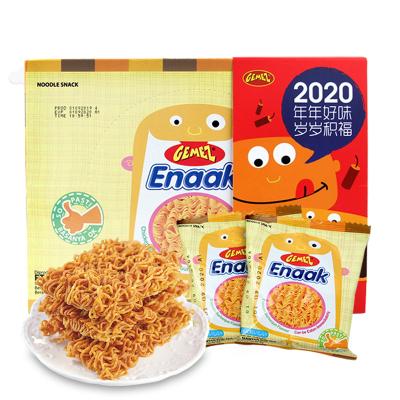 印尼进口GEMEZ小鸡烤鸡味干脆面480g 干脆面网红小鸡面儿童零食