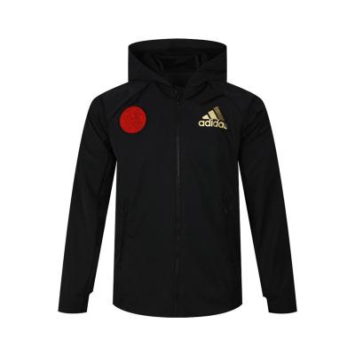 阿迪達斯adidas2020春兒童連帽梭織夾克FT8726
