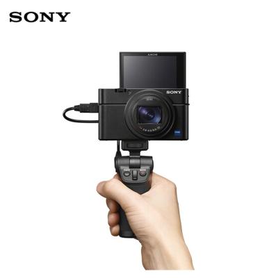 索尼(SONY) DSC-RX100M7G 黑卡數碼相機 黑卡7Vlog視頻手柄套裝 RX10VII/黑卡7