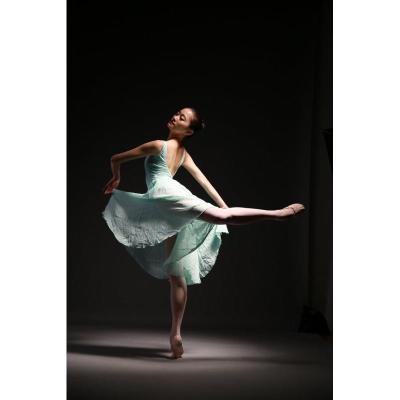 好貨藝術體服 女芭蕾舞蹈連體練功長裙服訓練形體演出舍賓健美