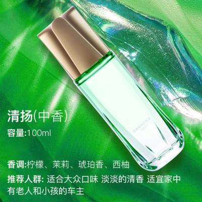 D.mor 車載香水補充液 100ml 汽車 香水補充液 花果香調 清揚