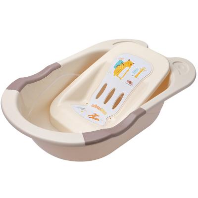 日康(rikang) 日康吉米嬰兒浴盆PP材質顏色隨機-RK3626