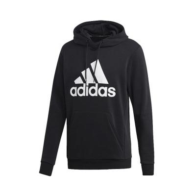 阿迪達斯 adidas 男裝運動型格連帽套頭衛衣DT9943