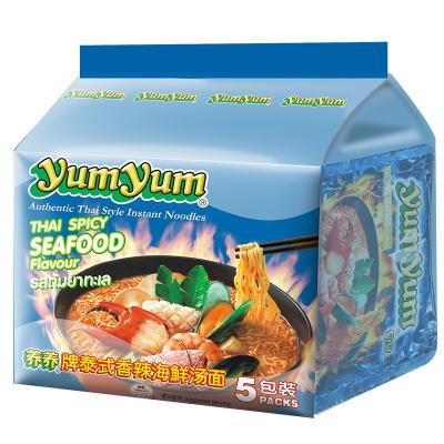養養牌泰式香辣海鮮味湯面(方便面)5袋*70g