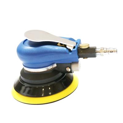 气磨机气动打磨机砂纸磨光抛光机干磨机汽车打蜡机汽动风磨机吸尘 吸尘款-抛光组合