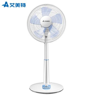 艾美特(Airmate)电风扇 SW56T2 预约定时 3档 节能低噪 五叶家用台式 台扇 落地扇 台立扇 空调伴侣