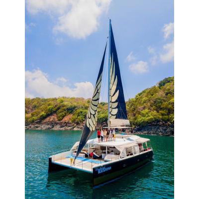 【618秒】深圳新雙體帆船游艇移動的海上城堡全程舒適體驗租賃1小時