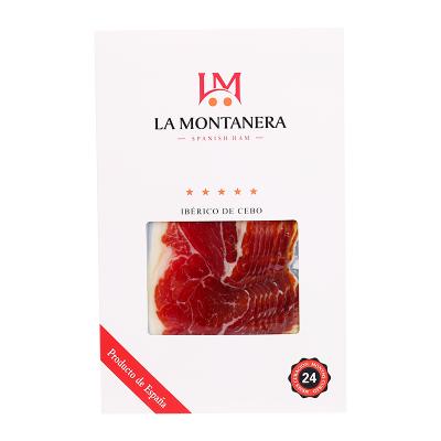 蒙特拉LA MONTANERA 进口西班牙火腿【谷物前腿】100g*1包