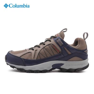 哥倫比亞戶外男鞋防水緩震防滑耐磨徒步登山鞋DM1070
