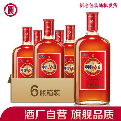 經典口味【勁牌官方旗艦店】35度 勁牌 中國勁酒 680ml*6瓶 箱裝