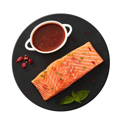 美威川香剁椒三文鱼排(大西洋鲑) 300g 蒸烩煮方便料理包主厨研发 海鲜水产