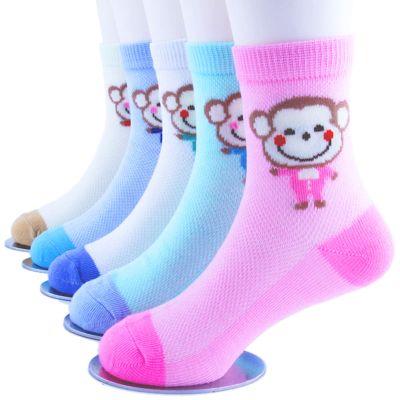 春夏眼新款兒童襪子男童女童襪 小孩襪中大童襪薄襪 纖婗(QIANNI)