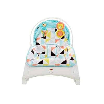 费雪(Fisher-Price)益智玩具婴儿儿童玩具简约风多功能轻便摇椅 GFN32