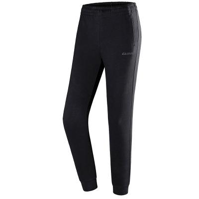 骆驼运动裤男女夏季薄款宽松直筒束脚跑步健身裤休闲卫裤针织长裤