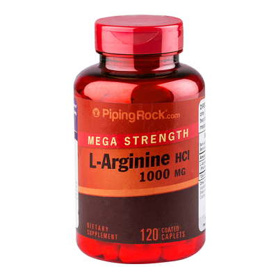 PIPING ROCK 美国朴诺精氨酸男性备孕提高精质量 氮泵健身一氧化氮
