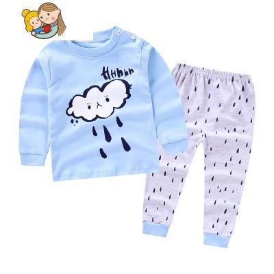 秋冬兒童內衣套裝精梳全棉寶寶秋衣秋褲嬰兒卡通打底內衣A類