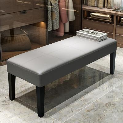 簡約床凳床尾凳試衣間凳鞋店換鞋凳子長方形沙發凳服裝店沙發長凳