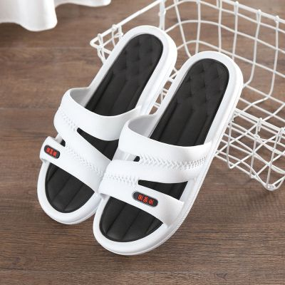 尚品杭潮男拖鞋夏季外穿韓版涼拖鞋時尚個性厚底沙灘家居浴室