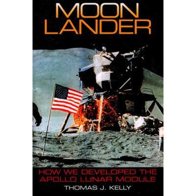 MOON LANDER(ISBN=9781588342737) 英文原版