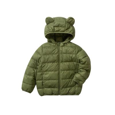 迷你巴拉巴拉兒童羽絨服男女童輕薄便攜羽絨外套冬季新款童裝