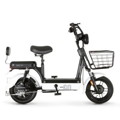 綠源(LUYUAN)新國標電動自行車小型電瓶車FBA2成人男女代步車電動車