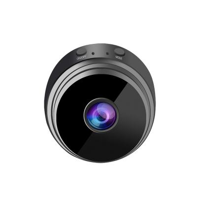 微形攝像頭小型迷家用高清夜視無光無線wifi手機遠程家庭網絡監控器套裝智能攝影 標配無內存