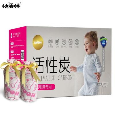 Аз жаргалтай ойн эх ба нялх хүүхдийн өрөөний дезодорант идэвхижүүлсэн нүүрс цэвэрлэх формальдегид 1600г-ээс гадна тусгай идэвхжүүлсэн нүүрстөрөгчийн физик шингээлт
