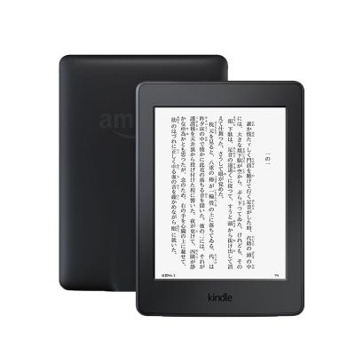 amazon亚马逊Kindle Paperwhite4 经典版电子书阅读器 6英寸护眼墨水屏生词注解电纸书32GB 黑色