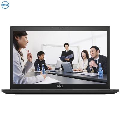 戴尔(DELL)Latitude 7480升级款7490 14英寸商务笔记本电脑(i5-8250U 8GB 256GB固态 蓝牙 摄像头 W10H 三年保)