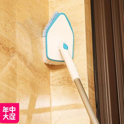 MLHJ 長柄可伸縮浴室清潔刷 瓷磚墻面清潔刷浴缸刷 衛生間用刷