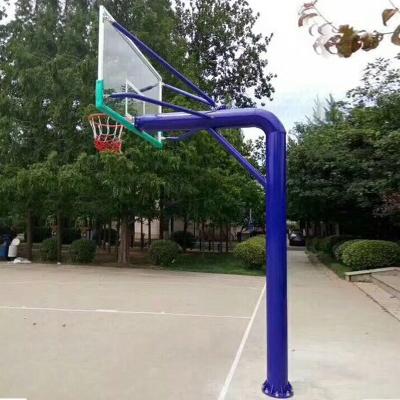 益動未來戶外籃球架 標準 成人式籃球架 地埋固定籃球架